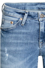 Super Skinny Low Jeans - Bleu denim clair -  | H&M FR 4