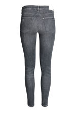 Super Skinny Low Jeans - Grey denim - Ladies | H&M 3