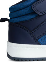 Hi-top trainers - Cornflower blue - Kids | H&M 4