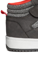 Hi-top trainers - Grey marl - Kids | H&M 4