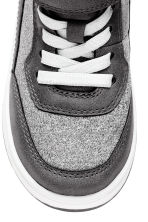 Hi-top trainers - Grey marl - Kids | H&M 3