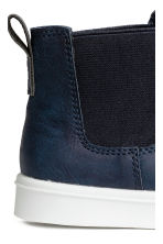 Chelsea boots - Dark blue - Kids | H&M 4