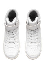 Sneakers alte - Bianco -  | H&M IT 2