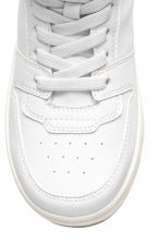 Hi-top trainers - White -  | H&M 3