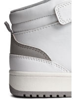Sneakers alte - Bianco -  | H&M IT 4