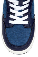 Hi-top trainers - Blue - Kids | H&M CN 3