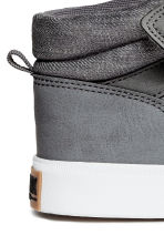 Hi-top trainers - Dark grey - Kids | H&M CN 5