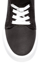 Hi-top trainers - Black - Kids | H&M 4