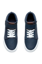 Hi-top trainers - Dark blue -  | H&M 2