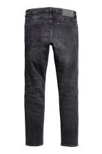 Skinny Low Trashed Jeans - Noir washed out - HOMME | H&M FR 3