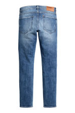Skinny Low Trashed Jeans - Blu denim - UOMO | H&M IT 3