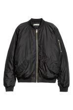 Bomber - Nero -  | H&M IT 2