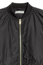 Bomber - Nero -  | H&M IT 4