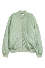 Bomber jacket - Mint green - Ladies | H&M 2