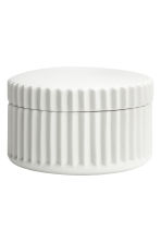Boîte en porcelaine - Blanc - Home All | H&M FR 2