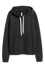 Hooded top - Black - Ladies | H&M CN 2