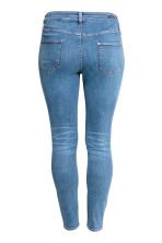 H&M+ Shaping Skinny Jeans - Denim blue -  | H&M 3