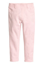 Treggings - Light pink/Glittery - Kids | H&M 2