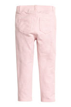 Treggings - Light pink/Glittery - Kids | H&M 3