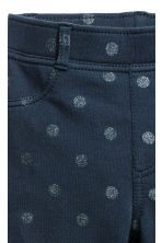 Treggings - Dark blue/Spotted - Kids | H&M 3