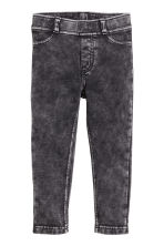 Tregging - Noir washed out -  | H&M FR 1