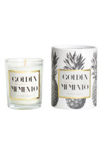 Candela profumata in vasetto - Bianco/Sage Cypress - HOME | H&M IT 2
