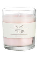 Bougie parfumée - Rose clair/Tulip - Home All | H&M FR 2