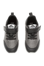 Sneakers in mesh - Nero mélange - BAMBINO | H&M IT 2