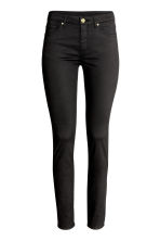 Pantaloni super-stretch - Nero - DONNA | H&M IT 2