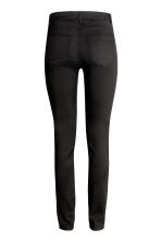 Pantaloni super-stretch - Nero - DONNA | H&M IT 3