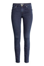 Superstretch trousers - Dark denim blue - Ladies | H&M CN 3