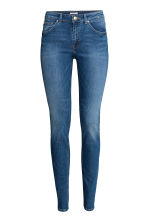 Pantaloni super-stretch - Blu denim - DONNA | H&M IT 2