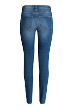 Pantaloni super-stretch - Blu denim - DONNA | H&M IT 3