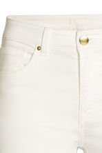 Pantaloni super-stretch - Bianco - DONNA | H&M IT 4