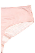 Lace hipster briefs - Pink - Ladies | H&M 3