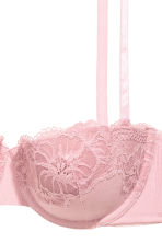 Balconette bra - Pink - Ladies | H&M 3