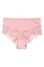 Microfibre hipster briefs - Pink - Ladies | H&M 2