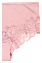 Microfibre hipster briefs - Pink - Ladies | H&M 3