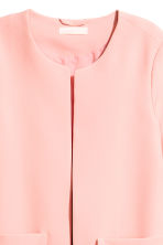 Short coat - Light pink - Ladies | H&M CN 3