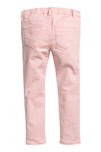Biker treggings - Light pink -  | H&M 3