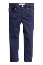 Twill trousers - Dark blue -  | H&M 2