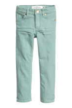 Twill trousers - Dusky green - Kids | H&M CN 2