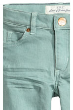 Twill trousers - Dusky green - Kids | H&M CN 3