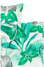 Copripiumino con stampa - Bianco naturale/tigre - HOME | H&M IT 2