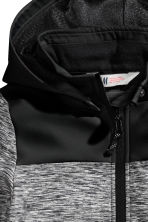 Softshell jacket - Dark grey marl - Kids | H&M CN 3