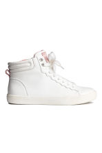 Hi-top trainers - White -  | H&M CA 1
