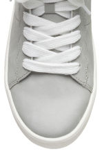Hi-top trainers - Light grey - Kids | H&M CN 3