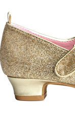 Glittery dressing up shoes - Gold/Frozen - Kids | H&M CN 4