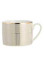 Patterned mug - White - Home All | H&M CA 2