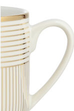 Patterned mug - White - Home All | H&M CN 3